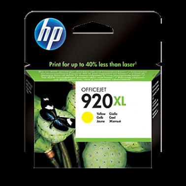 К-ж HP CD974AE OfficeJet № 920XL желтый