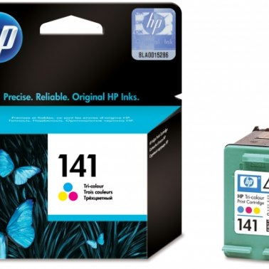 К-ж HP CB337HE OfficeJet J5783 № 141 стандартный цветной