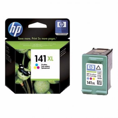 К-ж HP CB338HE OfficeJet J5783 № 141XL увеличенный цветной