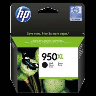 К-ж HP CN045AE HP 950XL Officejet (2300 страниц) черный