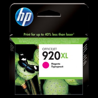 К-ж HP CD973AE OfficeJet № 920XL пурпурный