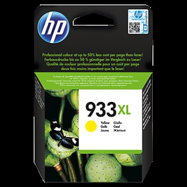 К-ж HP CN056AE HP 933XL Officejet (825 страниц) желтый